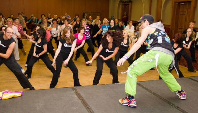 Zumba and Aerobics Classes