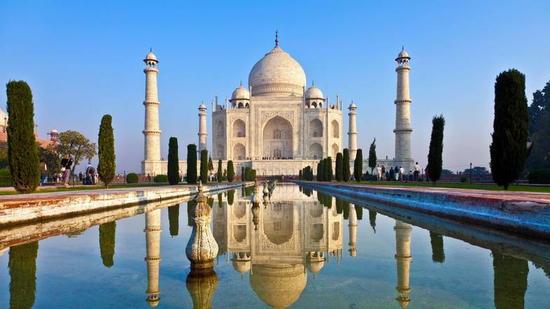 Agra- A magical city – Golden Triangle tour!