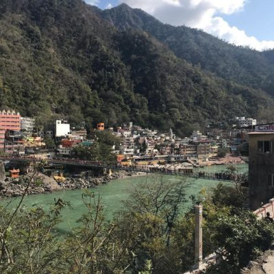 Rishikesh The Golden Gate to Self